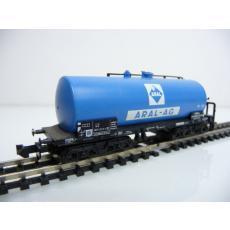 Minitrix N 51 3543 00 Kesselwagen ARAL-AG 21 80 007 2 575-2 blau 2-achsig