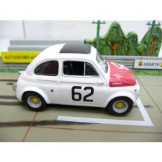 1:43 Fiat Abarth 595 I Serie Nr. 62 - Neuware in OVP
