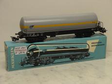 4628-1 Druckgaskesselwagen VTG 1965 im Originalkarton - Märklin H0