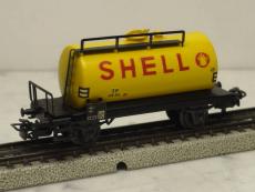 4502-3 Kesselwagen von SHELL aus 1958 - Märklin H0
