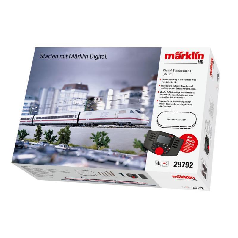 29792 Maerklin Digital-Startpackung ICE 2