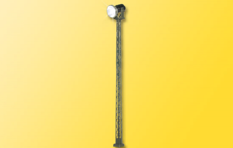 63311 H0 H0 Flutlichtstrahler mit LED