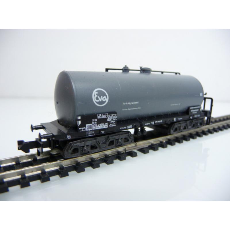Minitrix N 51 3550 00 Kesselwagen EVA 21 80 076 4 999-7 grau 4-achsig