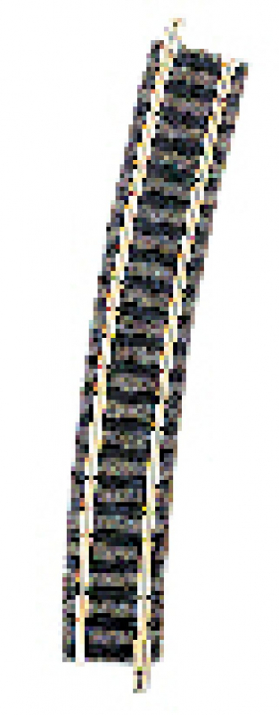 9131 Gebogenes Gleis R3, 15