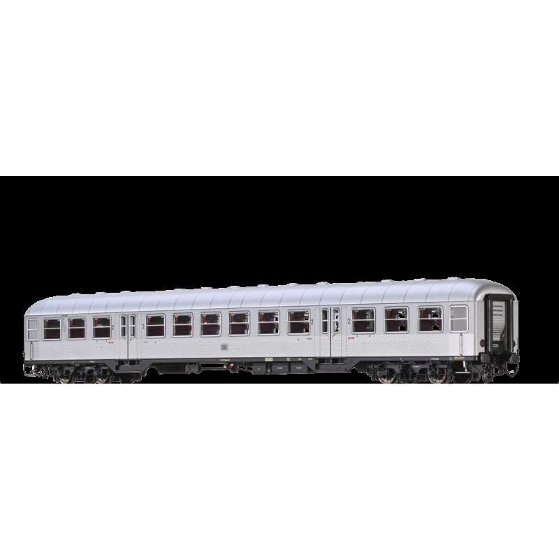 46521 Nahverkehrswagen B4nb-59 DB 41 059 Wt Epoche III - Brawa H0