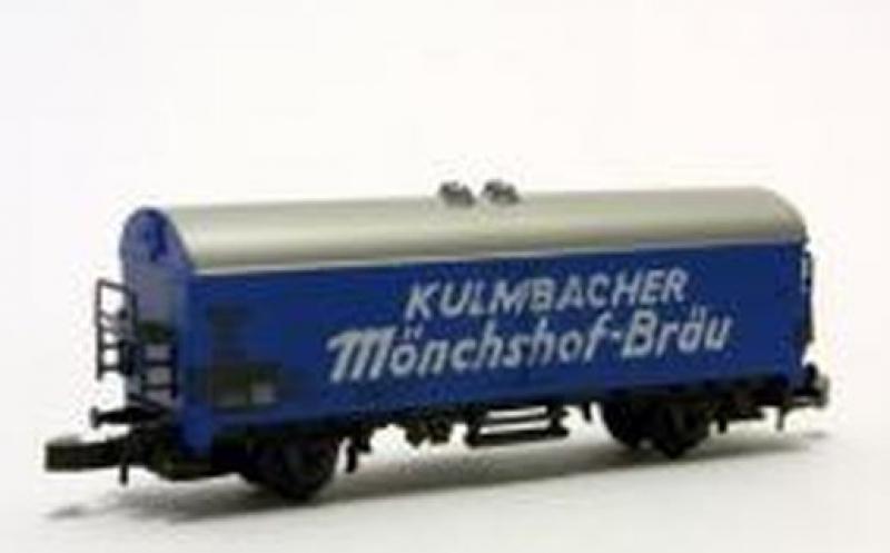 8603 Bierwagen Privatwagen der Mönchhofsbrauerei Kulmbach - Märklin Z