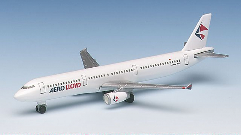 508674 Airbus A321 AeroLloyd