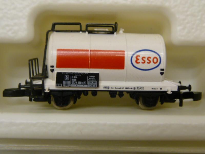 6612 Kesselwagen von ESSO aus Epoche IV - Märklin Z