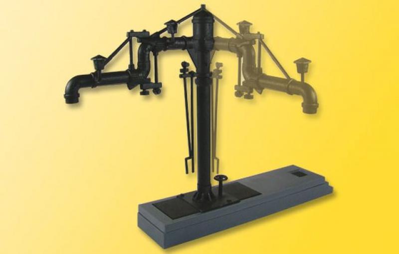 Wasserkran für Dampflok Viessmann N 5832