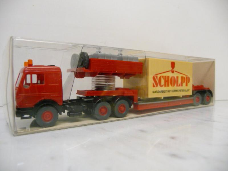 0504 2 MB NG 1989 Schwerlast-SZ SCHOLPP OVP Wiking