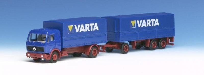 811291 MB SK Pritscheplanehz Varta Herpa
