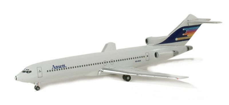 503013 Ansett Australia Boeing 727-200 Herpa Wings