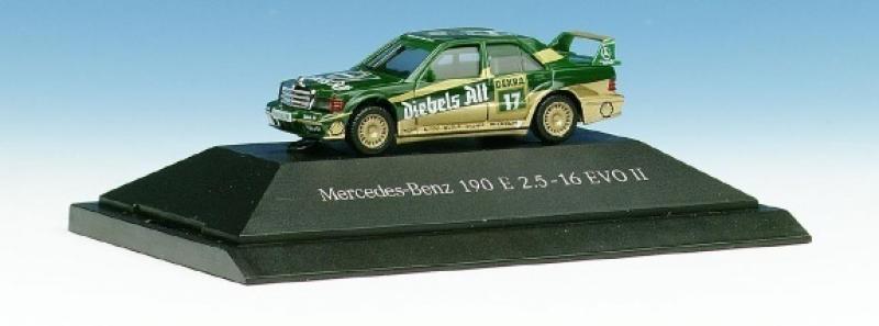 164047 Mercedes Benz 190 E Diebels Alt Asch Herpa