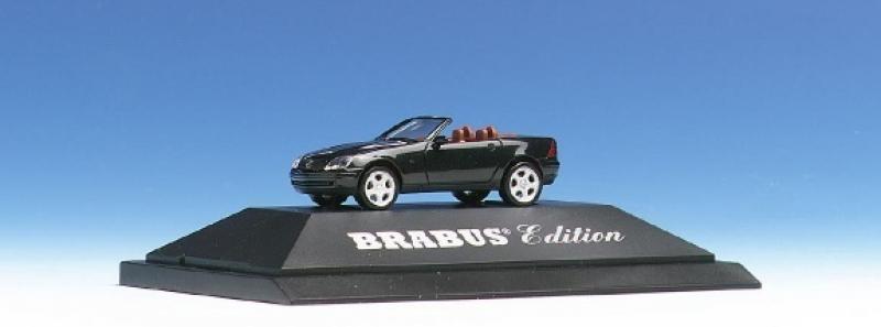226622 Mercedes Benz SLK Roadster Brabus Edition lim. Ed.  Herpa
