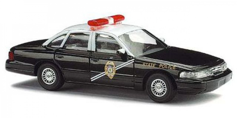 49083 Ford Crown Victoria New Mexico State Police - Busch