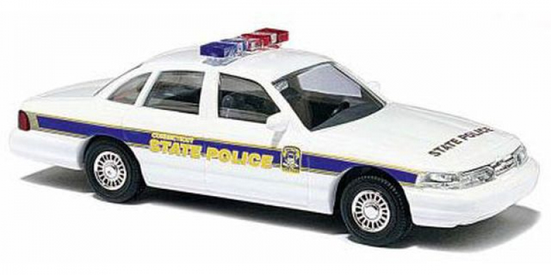49086 Ford Crown Victoria Connecticut State Police - Busch