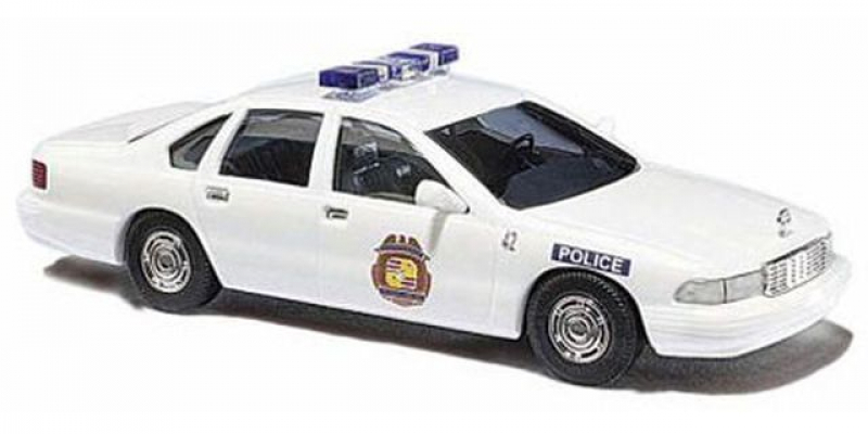 47626 Chevrolet Caprice Honolulu Police 42 - Busch