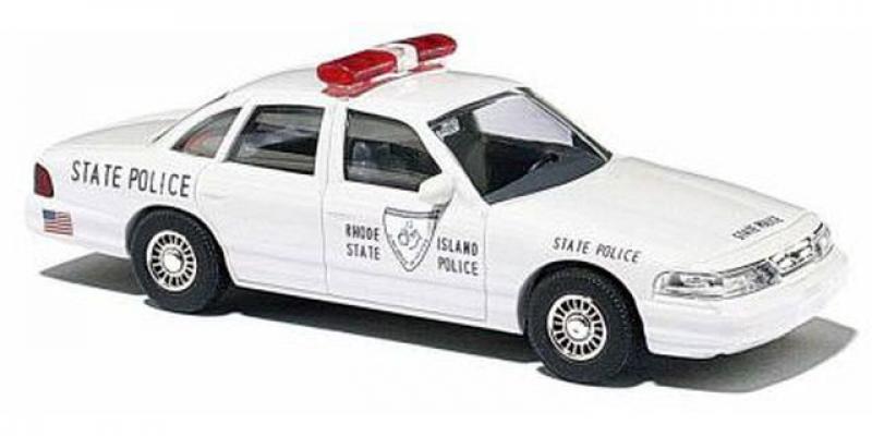 49087 Ford Crown Victoria Rhode Island State Police - Busch