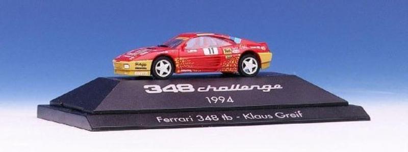 038252 Ferrari 348 tb Klaus Greif Nr. 11 Herpa