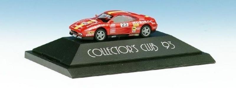 166348 Ferrari 348 tb Nr. 23 Neuville Collector´s Club 93