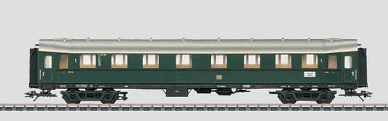 42230 Personenwagen 1.Klasse der DB Epoche III von Hecht - Märklin H0