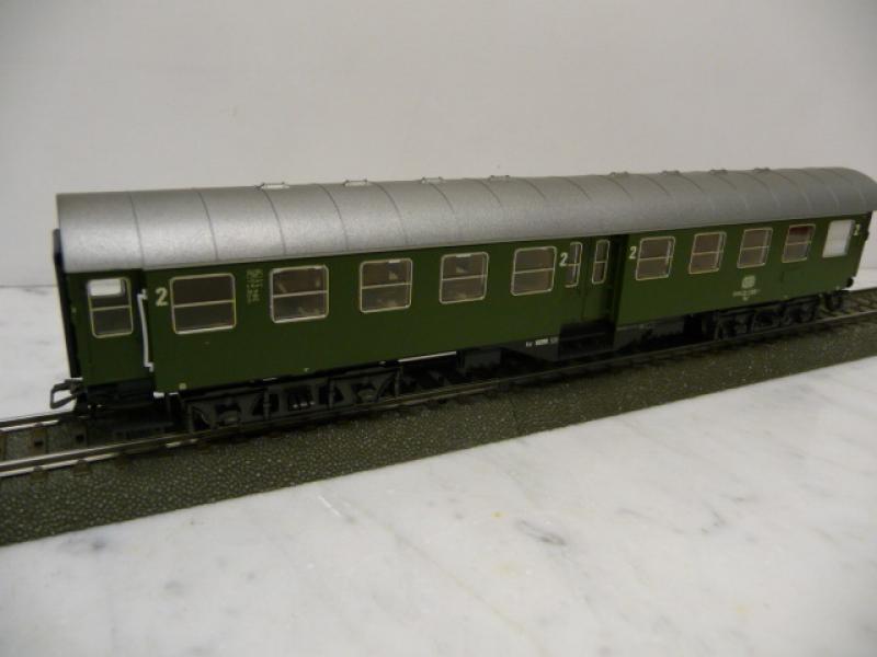 4132 Personenwagen / Umbauwagen 2. Klasse Epoche III - Märklin H0