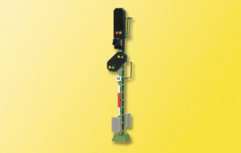 4414 Licht-Blocksignal mit Vorsignal N Viessmann
