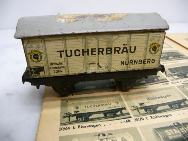 20/64 E Bierwagen TUCHERBR