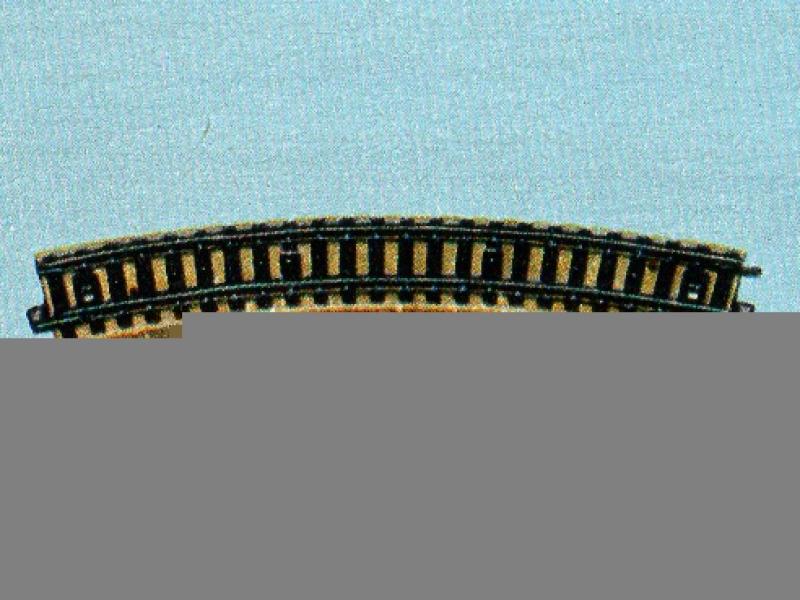 5103 Anschlußgleis gebogen Radius 360mm - Märklin H0