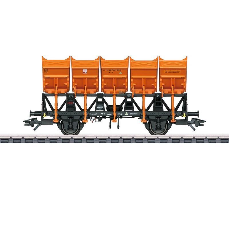 48168 Muldenkippwagen orange 25 Jahre Insider 2018 - Märklin H0