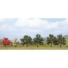 6857 2er Set Obstbäume - Busch H0