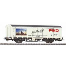 72217 Benefiz-Wagen Gedeckter Güterwagen Unwetter-Katastrophe 2021 - Piko H0