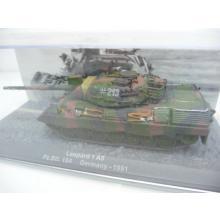 Leopard 1 A5 Pz.Btl. 184 Germany 1991 - De Agostini 1:72