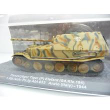 Panzerjäger Tiger P Elefant Sd.Kfz. 184 1.Kp./sch. Abt.653 Anzio 1944 - De Agostini 1:72