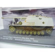 Panzerjäger Nashorn Sd.Kfz.164 s.Pz.Jg.Abt. 519 Witebsk 1944 - De Agostini 1:72