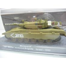 Merkava III 188 Barak Armored Brigade Israel 1990 - De Agostini 1:72