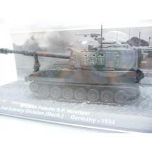 M109A6 Paladin S.P. Howitzer 2nd Infantry Div. Germany 1994 - De Agostini 1:72