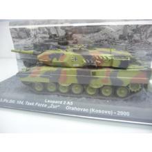 Leopard 2 A5 3.Pz.Btl. 104 Task Force Zur Kosovo 2000 - De Agostini 1:72