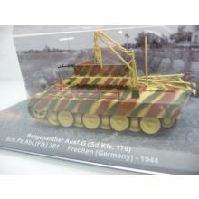Bergepanther Ausf.G Abt.301 Frechen 1944 - De Agostini 1:72