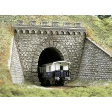 7022 Tunnelportal für 1 Gleis - Busch H0
