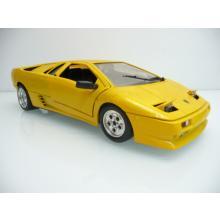 05837 Lamborghini Diablo in gelb aus Italien - Polistil 1:18