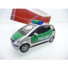 Mercedes Benz A Klasse Polizei Fahrzeug - Herpa 1:87
