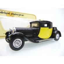 Bugatti Type 44 Y-24 1928 - Matchbox 1:38