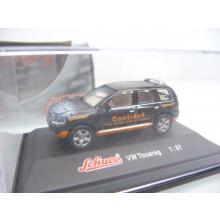 25216 VW Touareg Continental Metalmodell - Schuco 1:87