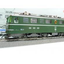 3638 E-Lok Ae 6/6 SBB 11414 Bern grün Märklin H0  DIGITAL WIE NEU in OVP