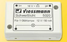 5020 Elektronisches Schweisslicht für Ihre Lichtgestaltung - Märklin
