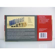 41 660 Schwerlastregal und Paletten als H0 Bausatz
