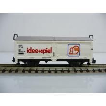 Minitrix N Schiebewandwagen IDEE+SPIEL 583 4 077-5 ohne OVP