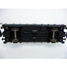 Minitrix N 13880 NS Flachwagen 402 7 500-4 mit SANDVIK Container