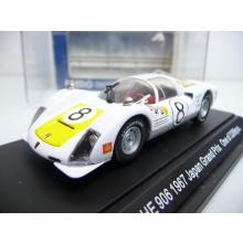 Ebbro 43374 1:43 Porsche 906 1967 Japan Grand Prix Carrera 6 - Neuware in OVP